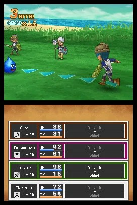 Dragon Quest IX Sentinels of the Starry Skies DS News