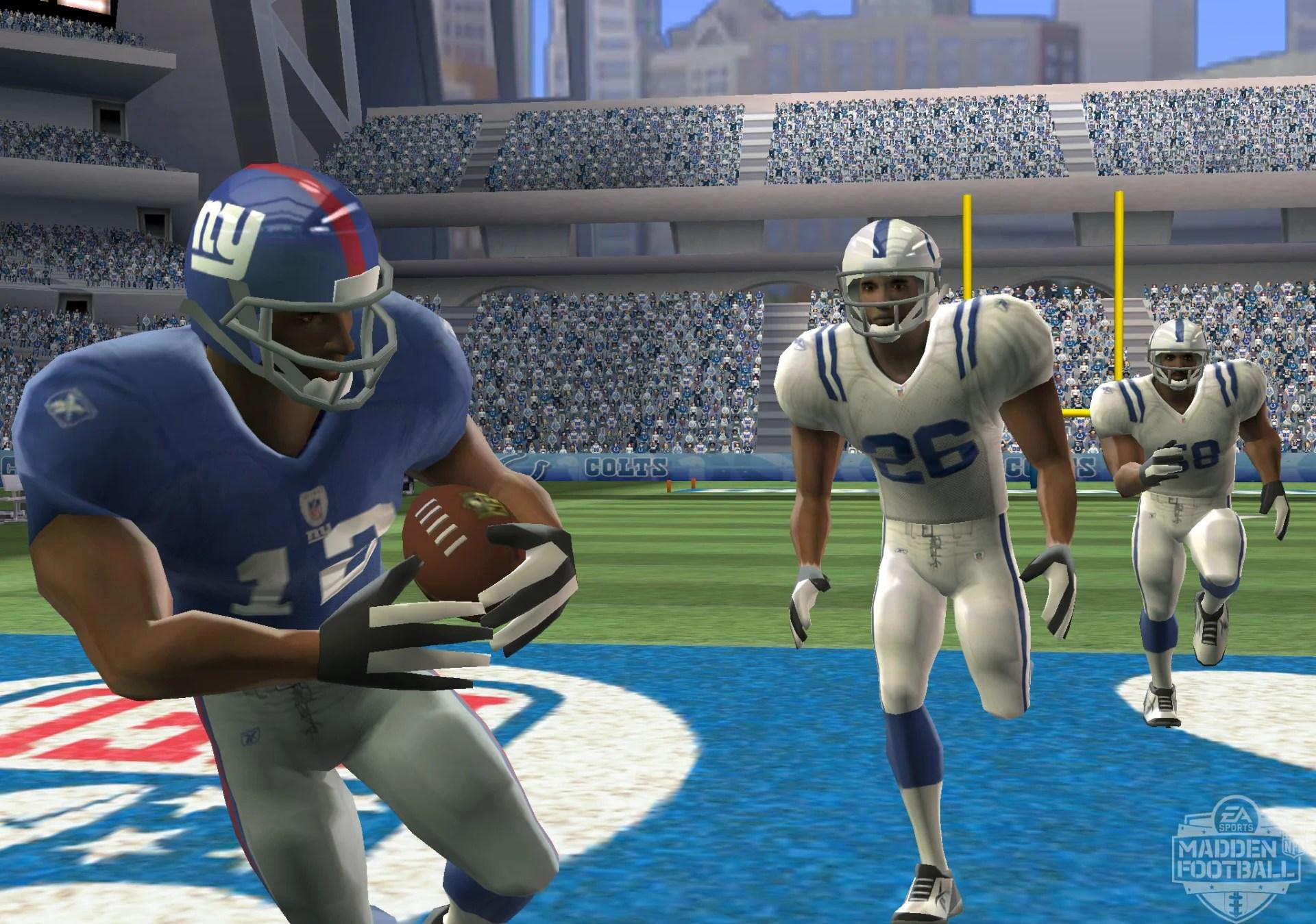 Madden NFL Football 3DS Screenshots