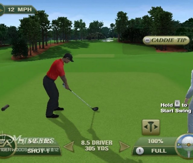Tiger Woods Pga Tour 12 The Masters Review Screenshot