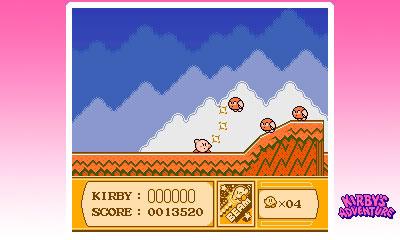 3d Classics Kirby S Adventure Review 3ds Eshop Nintendo Life