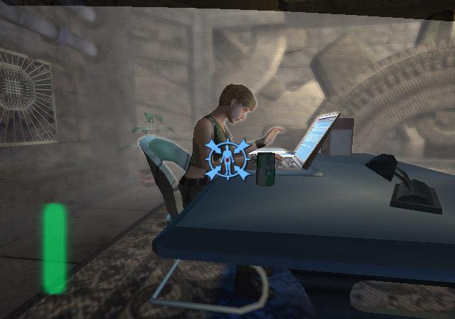 Geist GCN GameCube Screenshots