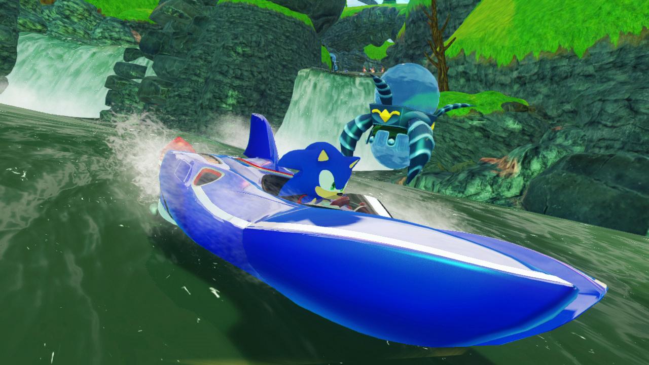 Sonic & All-Stars Racing Transformed (Wii U) News, Reviews