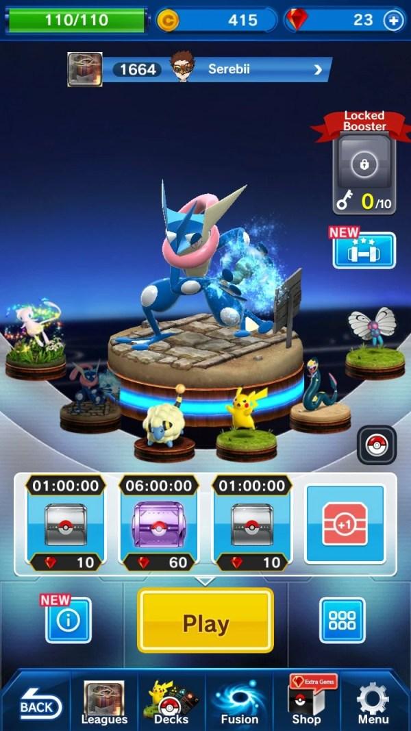 Pokémon Duel (Nintendo Mobile) News, Reviews, Trailer ...