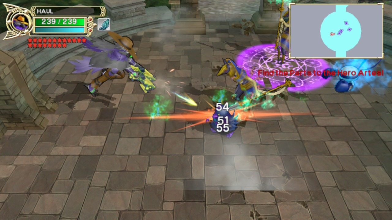 Image result for Fantasy Hero - nintendo.com
