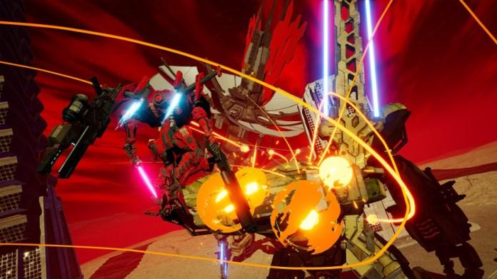Review of Daemon X Machina - Screenshot 5 of 7