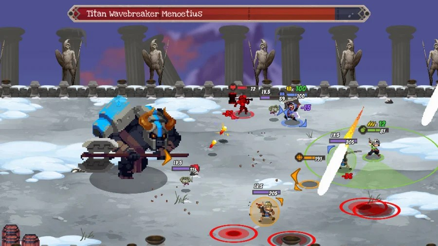 Full Metal Furies Review - Screenshot 1 of 7