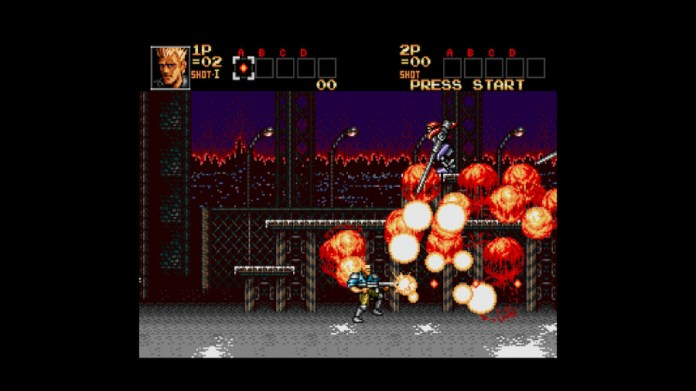 Contra Anniversary Collection Review - Screenshot 2 of 6
