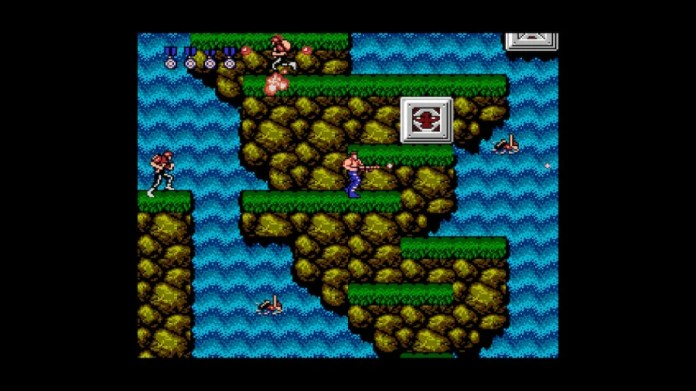 Contra Anniversary Collection Review - Screenshot 3 of 6