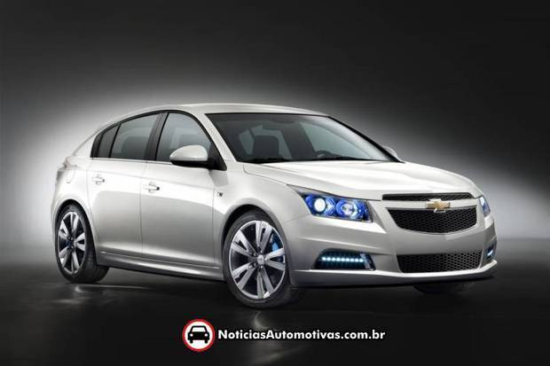 Chevrolet lança novo Hatch do Cruze