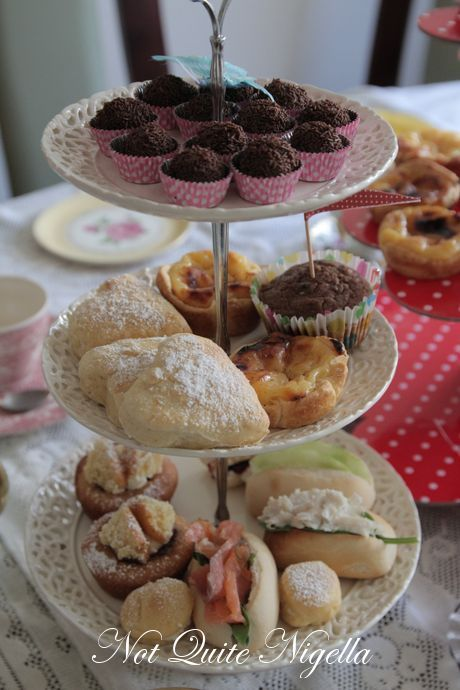 Healthy Afternoon Tea Complete Food Makeover Review