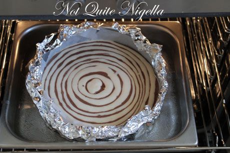 cebra receta de la torta