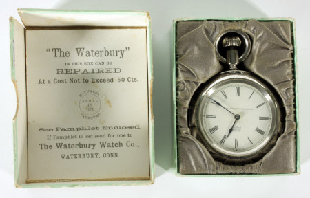 Image result for waterbury watch