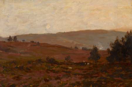 Image result for the misty hills in 19th century painting