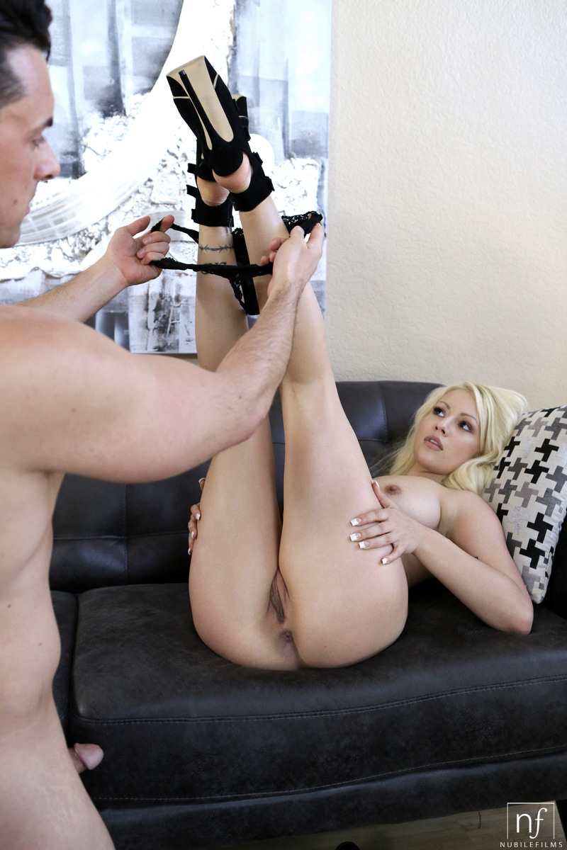 NubileFilms.com - Kylie Page,Ryan Driller: Between Her Tits - S24:E3