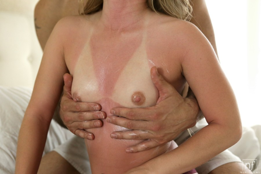 NubileFilms.com - Damon Dice,Lilly Ford: Blazing Hot - S24:E12