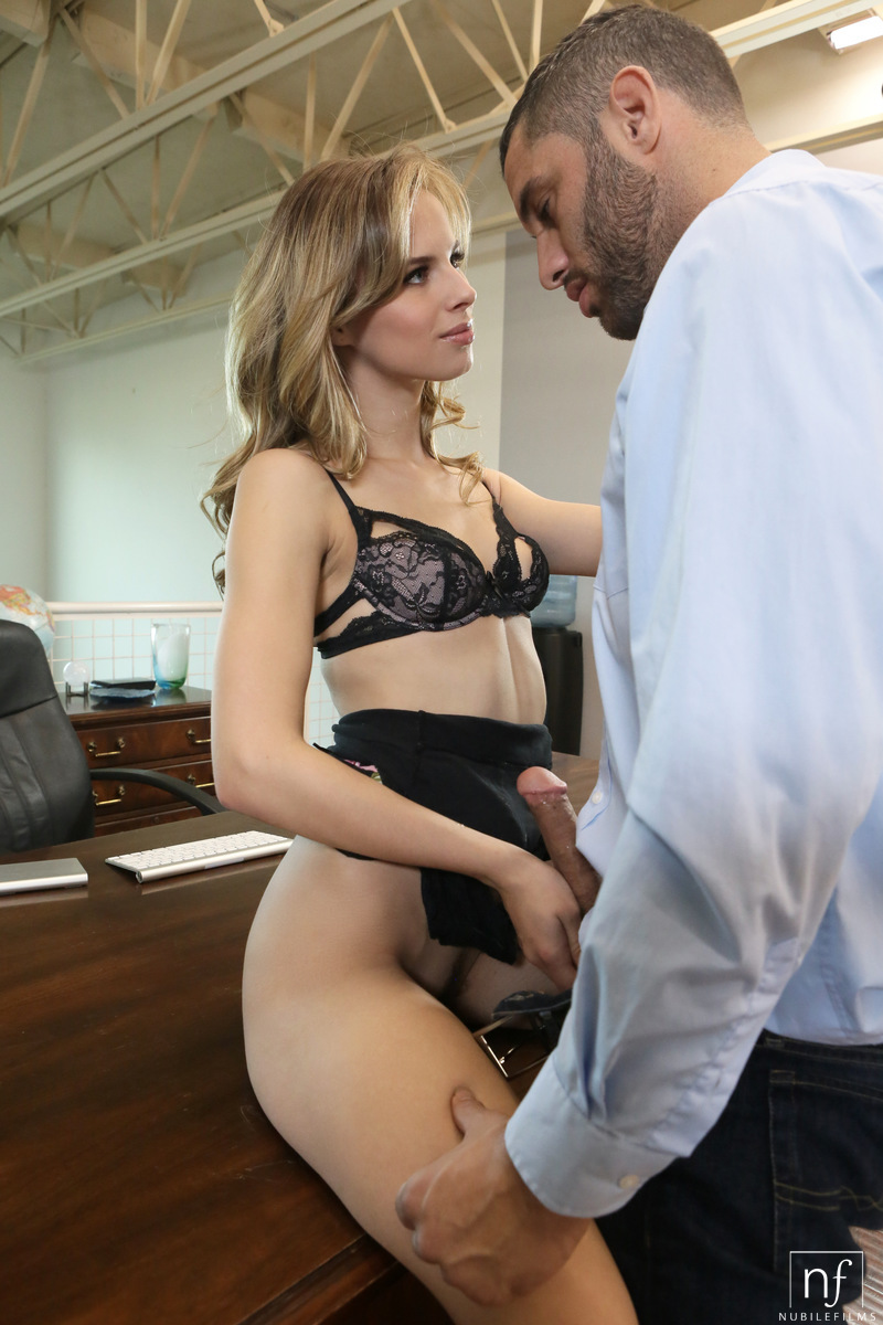 NubileFilms.com - Damon Dice,Jillian Janson: Office Rumors - S23:E2