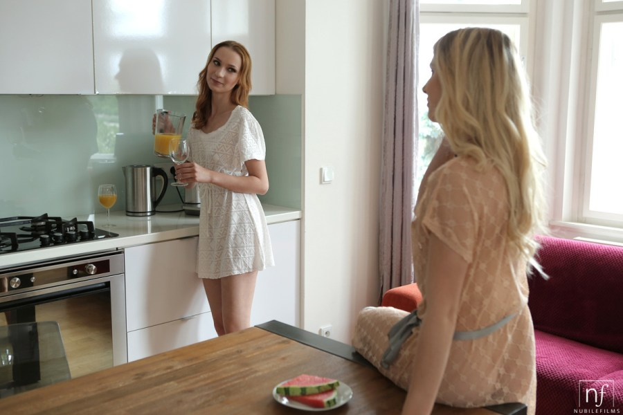 NubileFilms.com - Alecia Fox,Chelsy Sun: Taste Of Summer - S25:E1