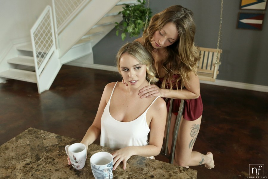 NubileFilms.com - Alexis Adams,Brad Sterling,Kirsten Lee: Three Lovers - S22:E23