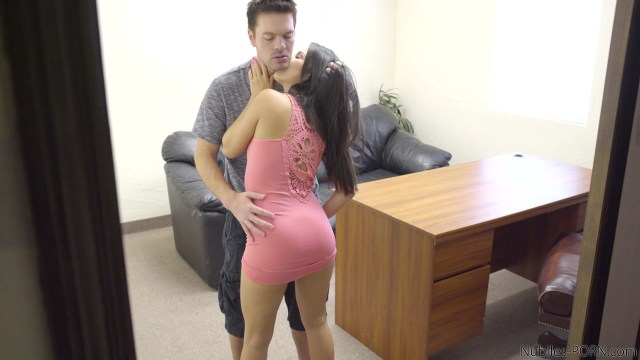Nubiles-Porn.com - Megan Rain: Office Passion - S5:E4