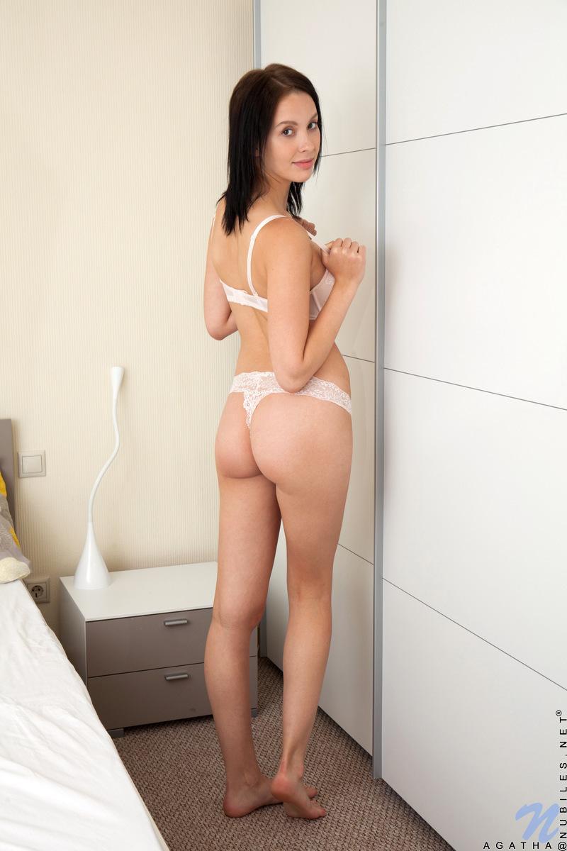Nubiles.net - Agatha: Full Natural Tits