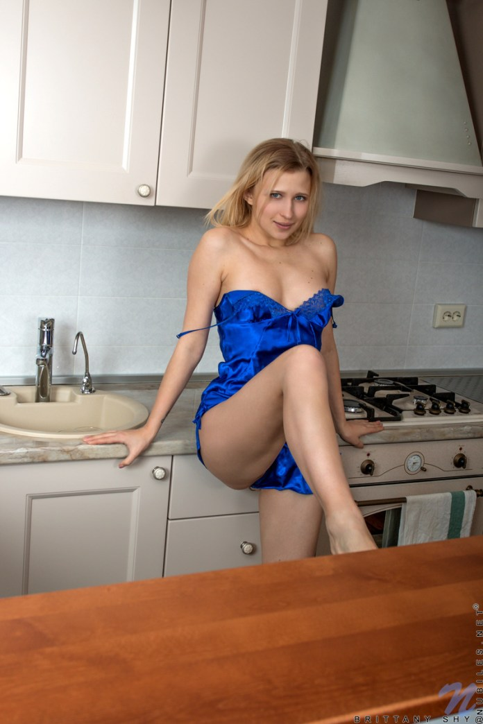 Nubiles.net - Brittany Shy: Sultry Blonde
