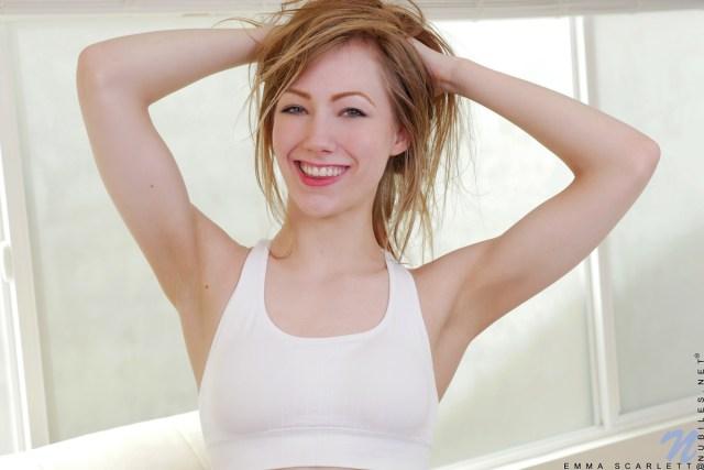 Nubiles.net - Emma Scarlett: Tight And Fit