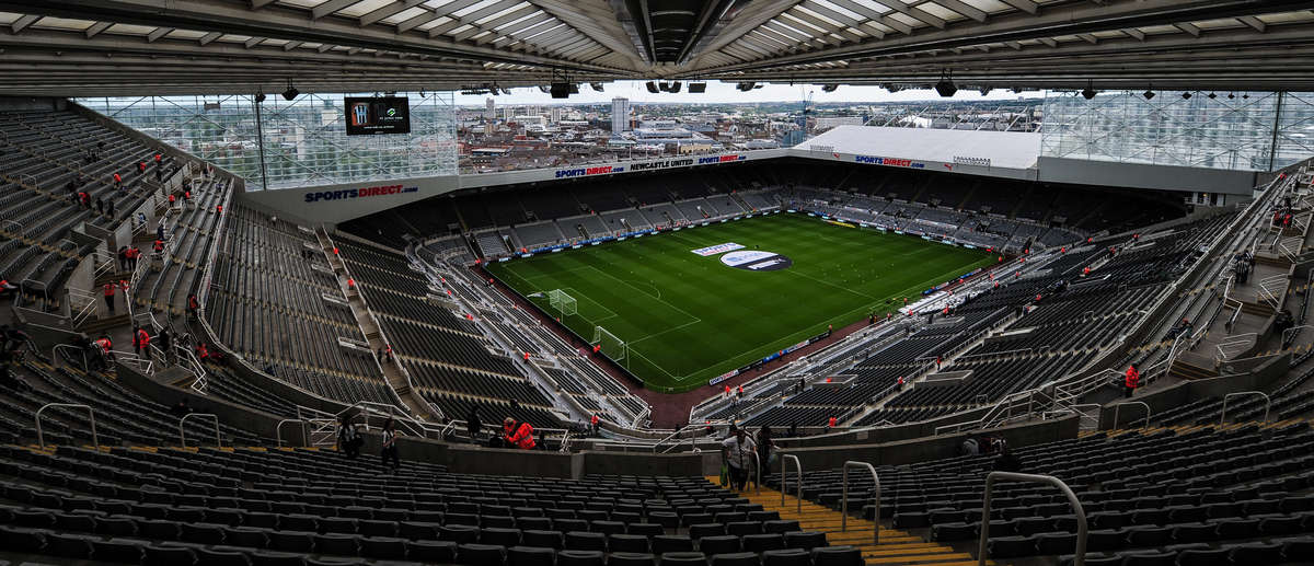 What does a town best known for coal mines, pubs, and unemployment do to change its fortunes?build a museum, of course. Newcastle United - Stadium