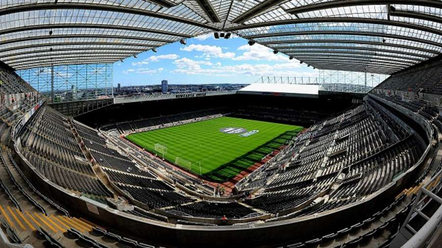 Rays cuban sandwich the fixed roof seriously detracts from the ~f. Newcastle United - St. James' Park - A Brief History