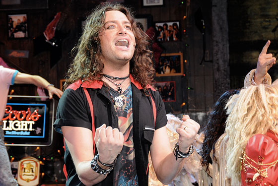 Rock of Ages' Constantine Maroulis on Groupies and Performing for Drinking Audiences
