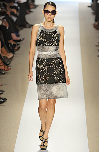 Badgley Mischka Spring 09 1