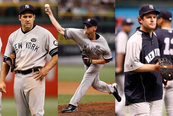 Meet Your New Yankees