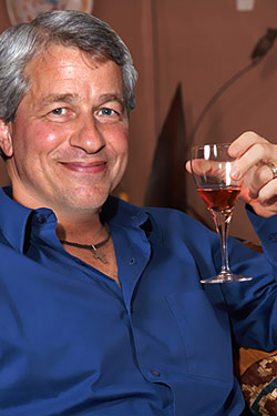 Jamie Dimon Hosts Happy Hours In His Office NYMag