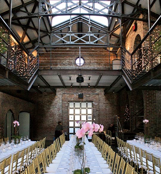 New York Wedding Guide The Reception A List Of