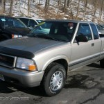 2000 Gmc Sonoma Sls Sport Extended Cab 4x4 In Pewter Metallic 175674 Nysportscars Com Cars For Sale In New York
