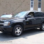 2007 Chevrolet Trailblazer Ls 4x4 In Black 234943 Nysportscars Com Cars For Sale In New York
