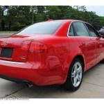2006 Audi A4 2 0t Quattro Sedan In Brilliant Red Photo 6 180766 Nysportscars Com Cars For Sale In New York
