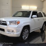 2010 Toyota 4runner Limited 4x4 In Blizzard White Pearl 004725 Nysportscars Com Cars For Sale In New York