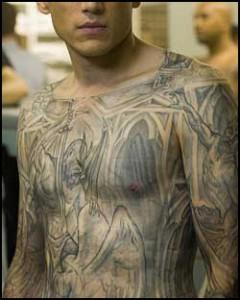 Tatuaje Del Lunático