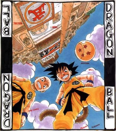 Dragon Ball Z al estilo Naruto