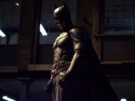 Batman el caballero oscuro