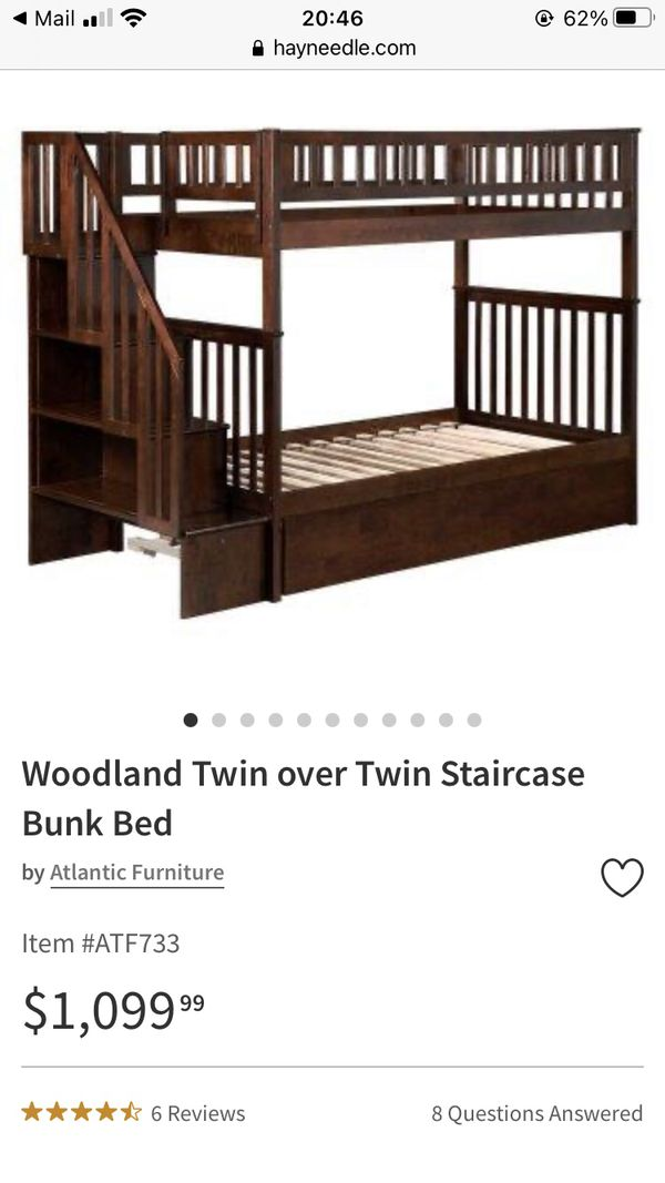 New And Used Bunk Beds For Sale In Huntsville Al Offerup