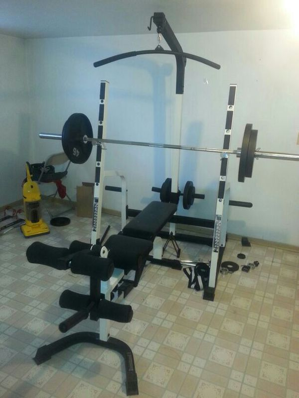 Mpex Powerhouse Weight Bench For Sale In Chicago Il Offerup