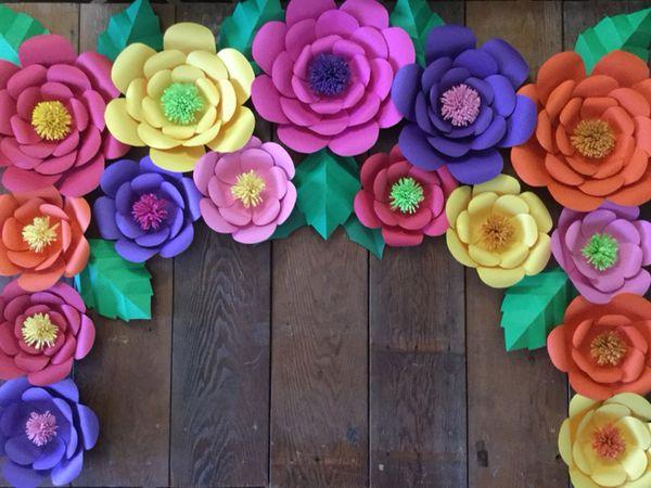 Paper flowers  Mexican theme  for Sale in San Diego  CA   OfferUp