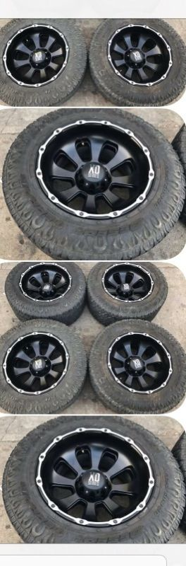 3 Wheels 4 Chevy Oem Ton Silverado