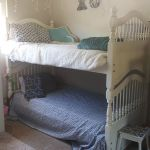 Stanley Furniture White Shabby Chic Twin Bunk Beds For Sale In Garden Grove Ca Offerup
