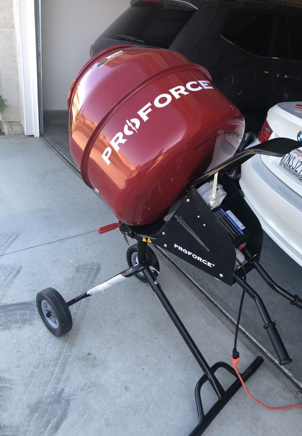 Proforce Cement Mixer For In
