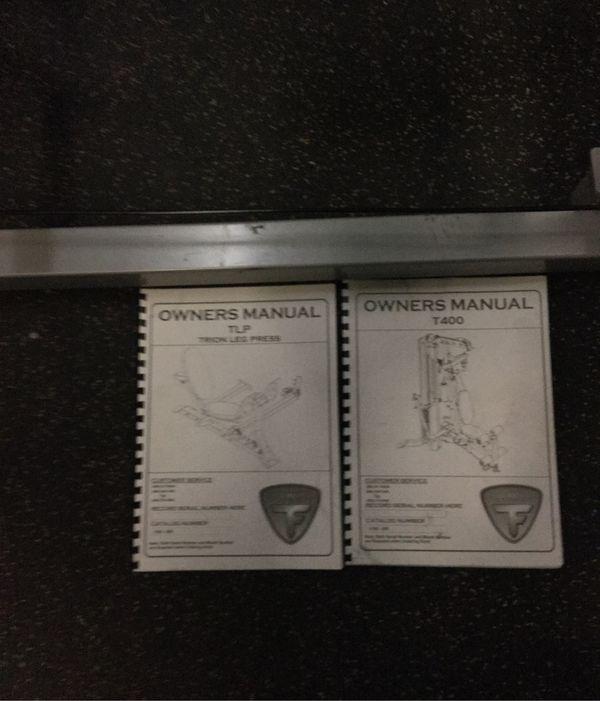 Hoist Home Gym Manual Review
