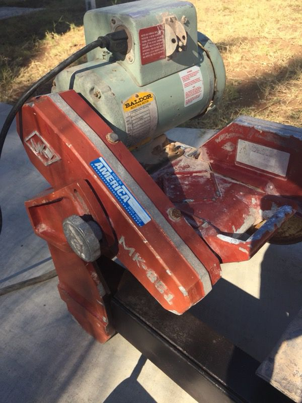 tile saw mk 851 for sale in san diego
