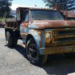1969 Chevy C50 Dump Truck For Sale In Loganton Pa Offerup