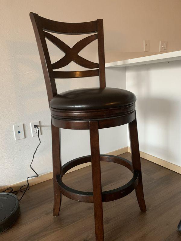 Barstool solid wood, Costco for Sale in Seattle, WA - OfferUp on Costco Furniture Showroom Kirkland Washington id=81047